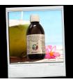 C60 france produit huile coco fractionnée fullerène carbone santé vitalité longévité 250ml
